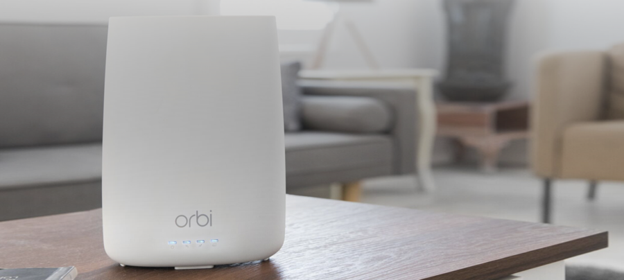 Orbi Tri Band Wi Fi Cable Modem Router System Announced
