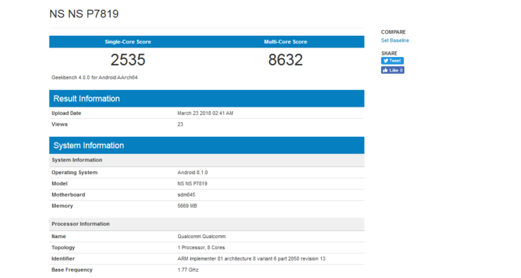 one-plus-6-geekbench-alleged-2