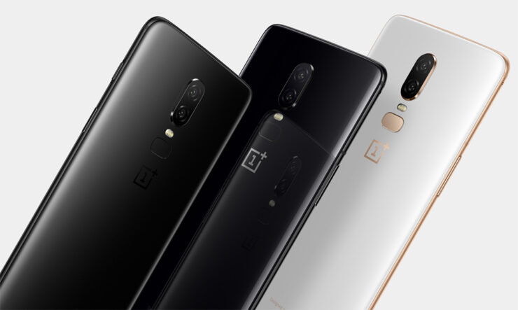 Oneplus 6 Goes Official With Glass Back Vertical Dual