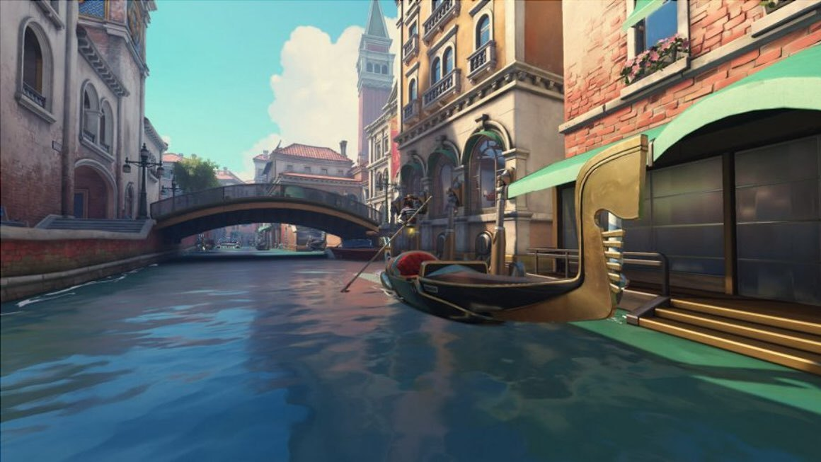 Overwatch Latest Update Introduces New Rialto Map, Balance