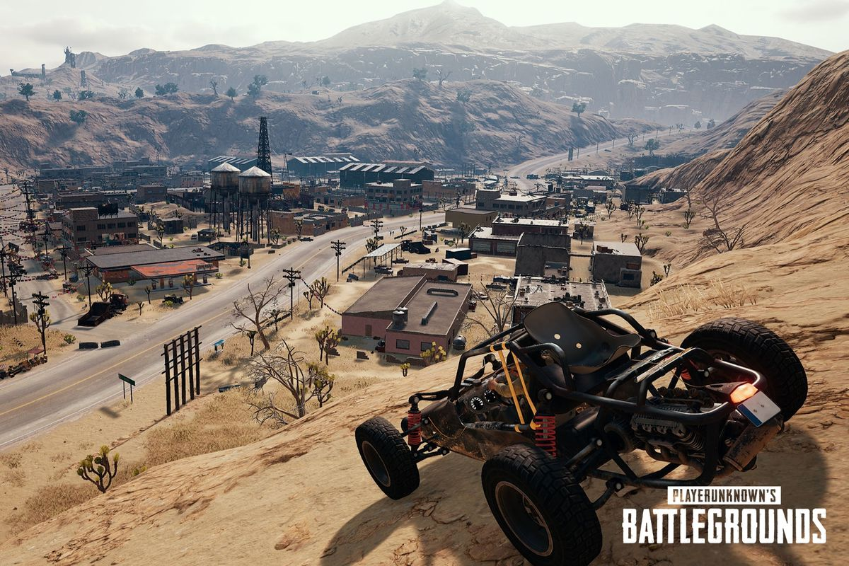 Pubg Hd Live: Huge PUBG PC Patch 12 To Release On Live Servers Today
