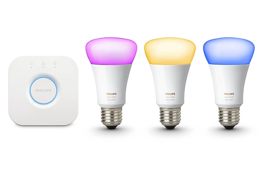 Philips Hue Color Changing Smart Light Bulbs Available At