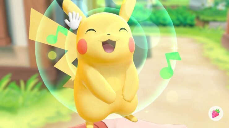 Pokemon Let's Go Update 1.01