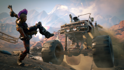 RAGE 2 Gains New Gameplay Trailer Showing Weapons And Vehicles