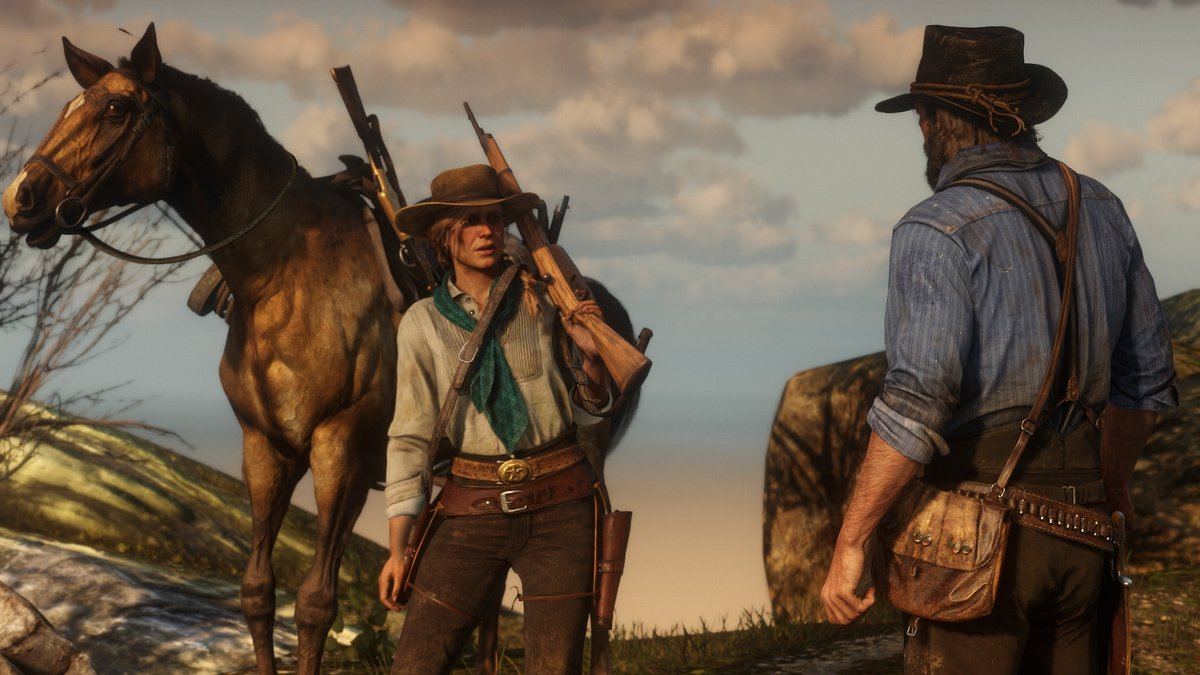 Hair Style Rdr2: RDR2 Camp Bug Fix Coming In A Title Update, Says Rockstar