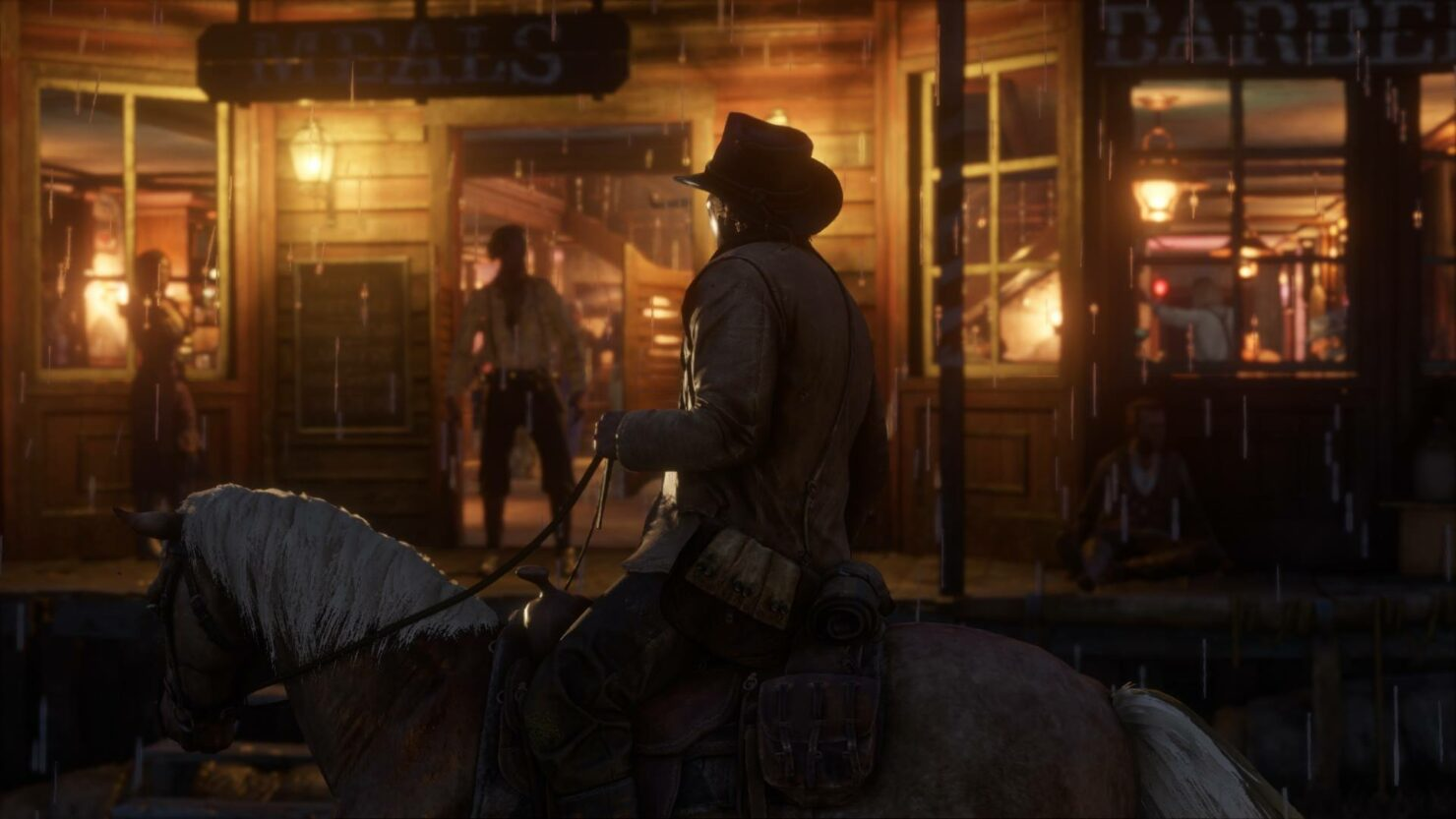 Red Dead Redemption 2 weapon