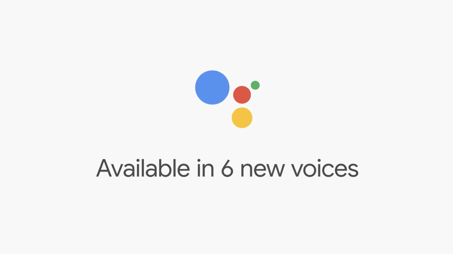 Google I/O 2018: Google Assistant to Get Six New Voices, Including
