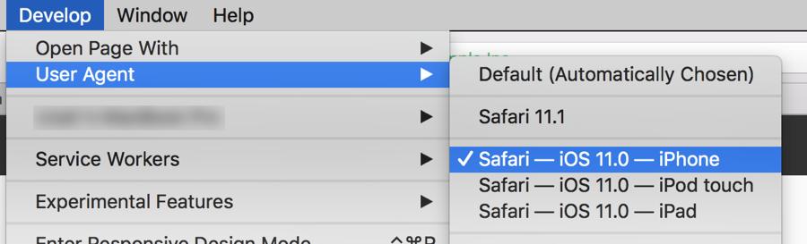 How to View Mobile Websites in Desktop Safari on macOS [Tutorial]