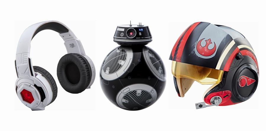 Toys You Should Get : May the fourth be with you top star wars tech toys