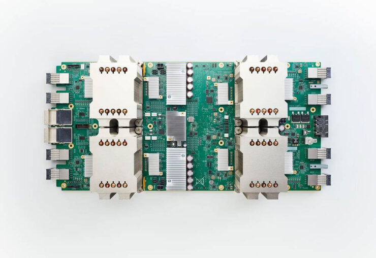 Google announces its TPU 3.0 or Tensor Processor Unit 3 - More Than 8X Powerful & Delivering More Than 100 Petaflops of ML Hardware Acceleration