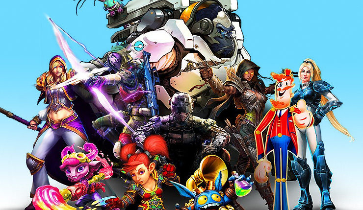 activision blizzard game releases 2018