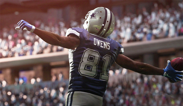 Madden NFL 19 Announced, Release Date and Terrell Owens Hall