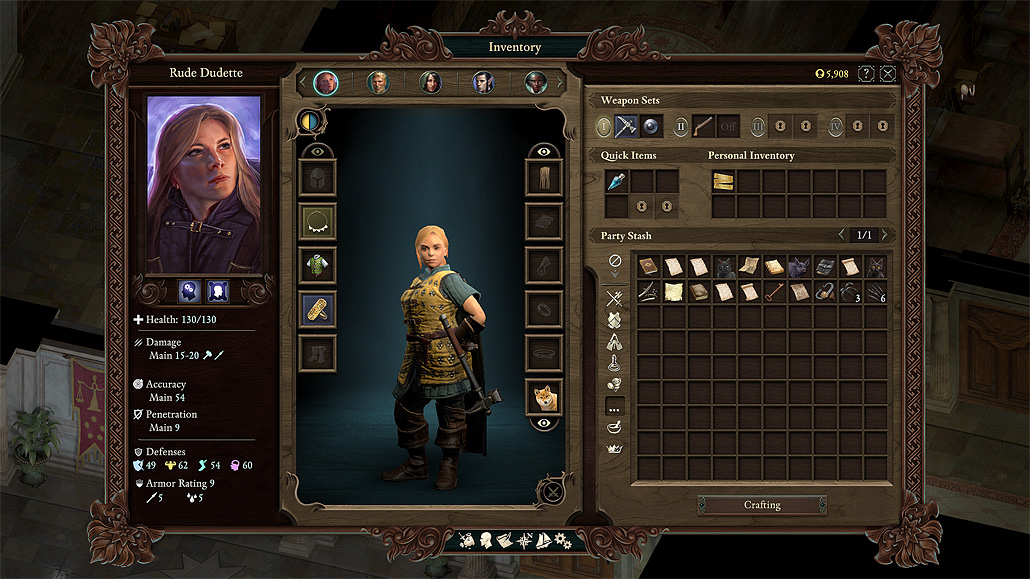 Pillars of Eternity II: Deadfire Review – A Dive into Rich