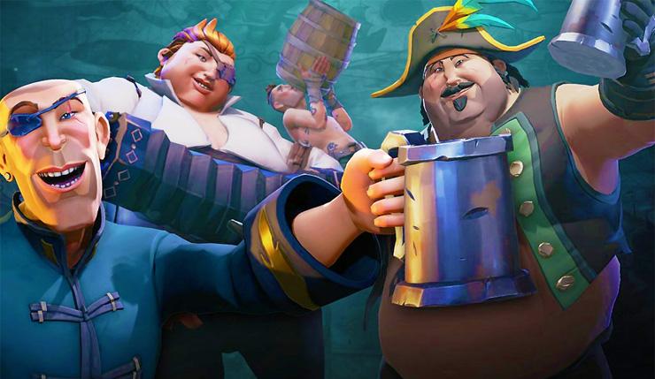 Sea of Thieves update 1.0.7