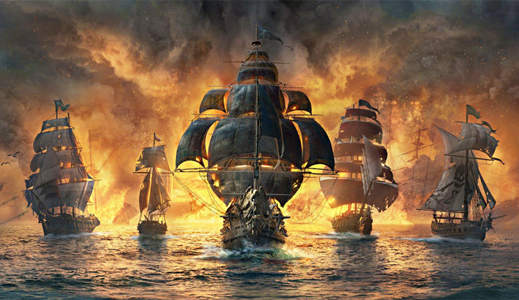 Pirate Games 2020.Skull And Bones Delayed Until 2019 2020 Ubisoft Expecting