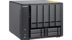 QNAP Releases 9 Bay TS-932X NAS with DDual 10GbE SFP+ Ports