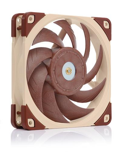 Noctua Presents Nf A12x25 120mm Fan Sterrox Fan 140mm