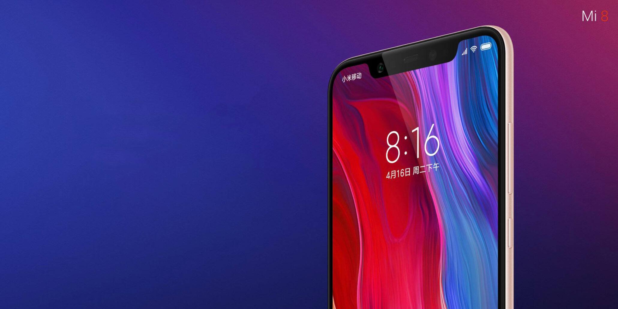 Xiaomi Mi 8 Unboxing A Closer Look At The Flagship Its