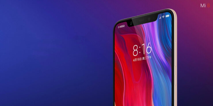 Xiaomi Mi 8 Unboxing - A Closer Look at the Flagship, Its Design, and all Accessories That Come With It
