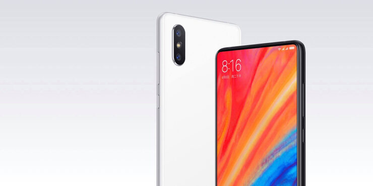 Xiaomi Mi 7 Front Display Panel Shows Much Thinner Bezels & iPhone X Notch Which May House 3D Facial Recognition Components