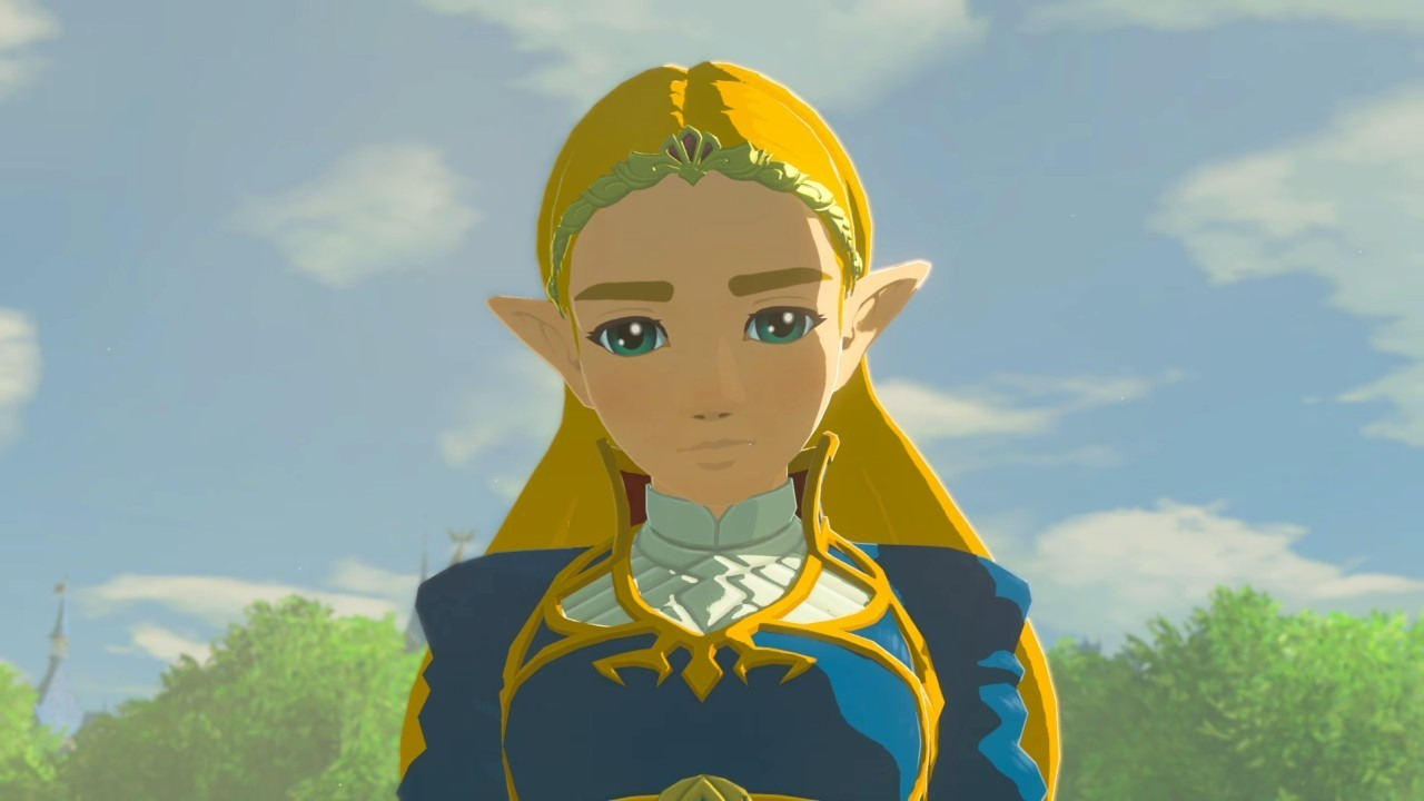 Zelda Breath Of The Wild Upcoming Mod Will Add Playable