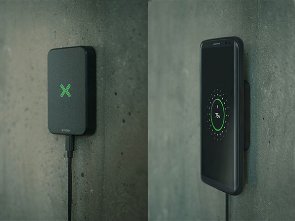 Qi Wireless Home Charging Kit