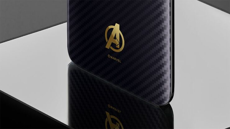 The OnePlus 6 Avengers Infinity Wars Edition Is Official