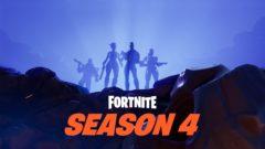 fortnite patch 4.0 season 4