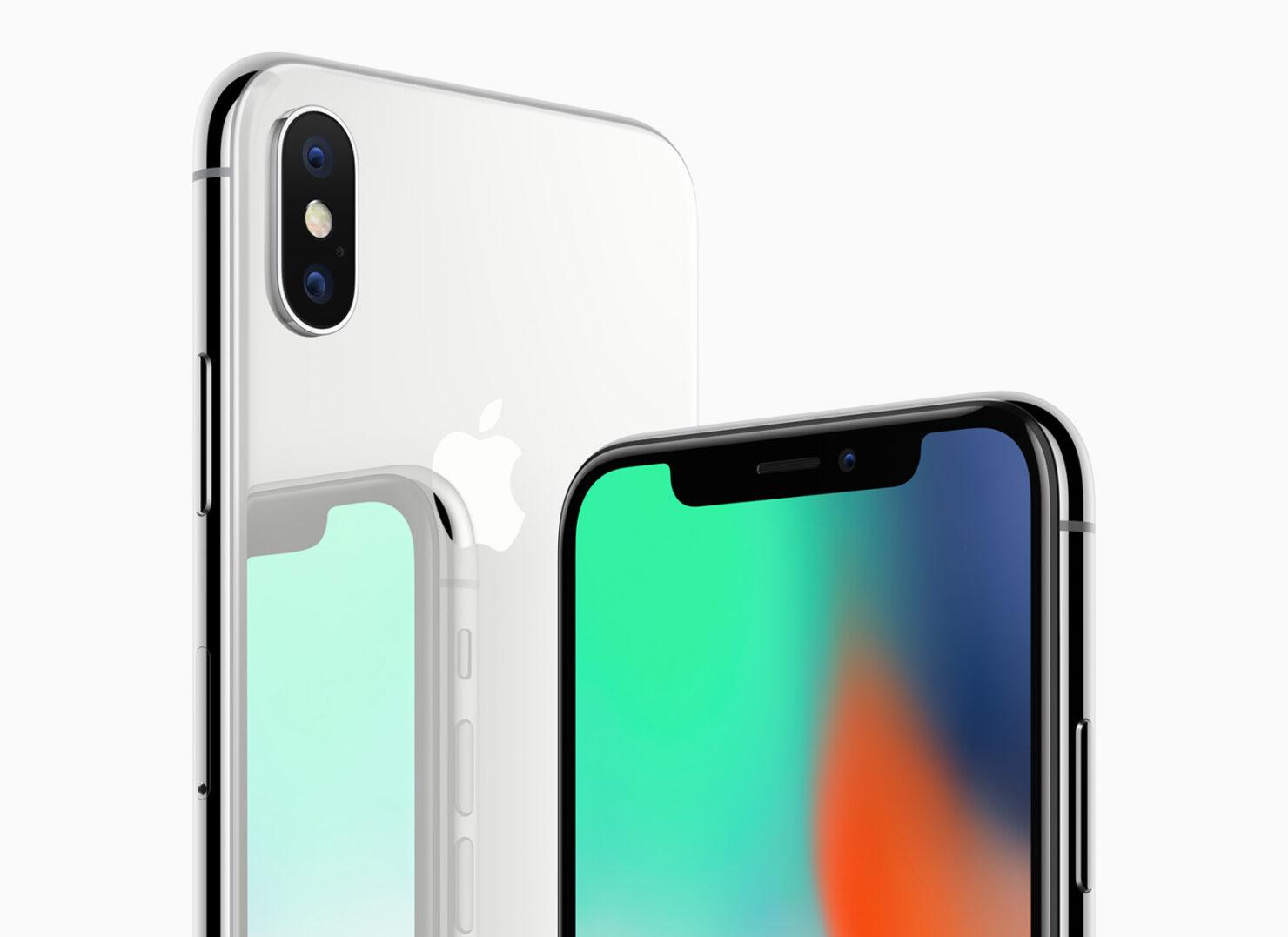 iPhone X most popular smartphone Q1 2018