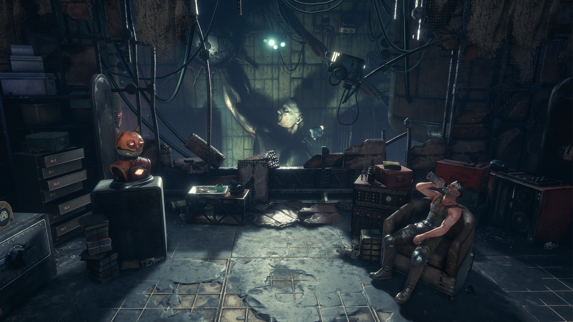 Dieselpunk RPG INSOMNIA: The Ark Gets New Trailer and 2018