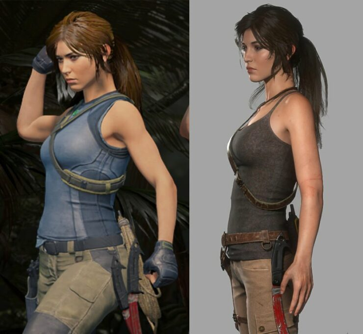 Wallpaper Shadow Of The Tomb Raider Lara Croft 2018: Shadow Of The Tomb Raider Developers On Buffing Lara's