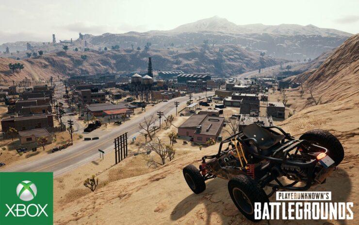 PUBG Xbox One Miramar update