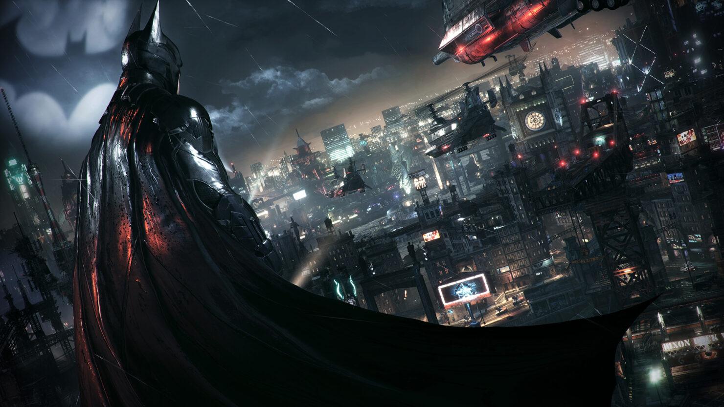 rocksteady studios batman superman