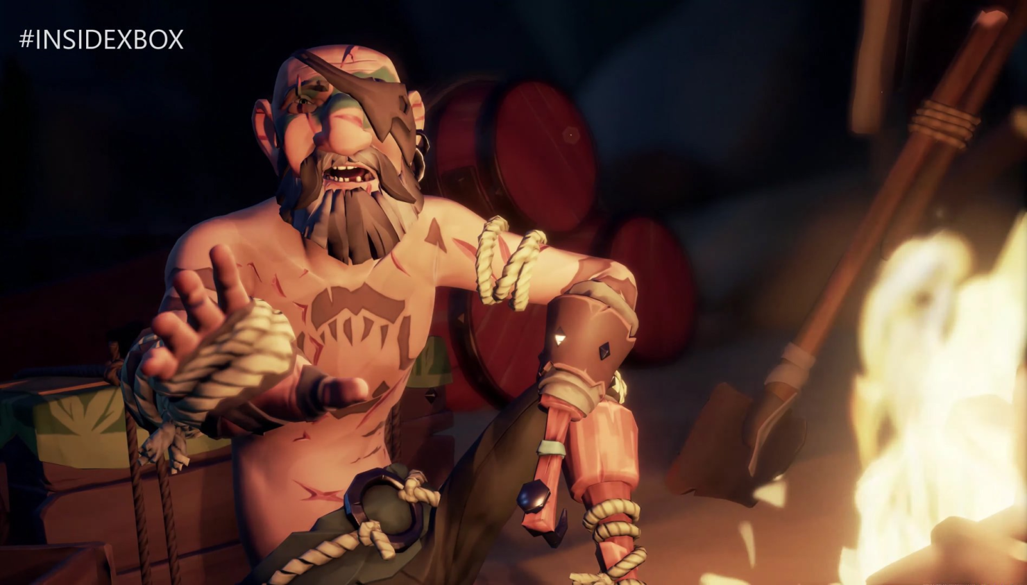 sea of thieves the hungering deep dlc