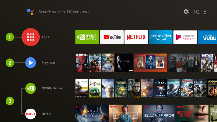 NVIDIA Shield TV starts receiving Android 8.0 Oreo update