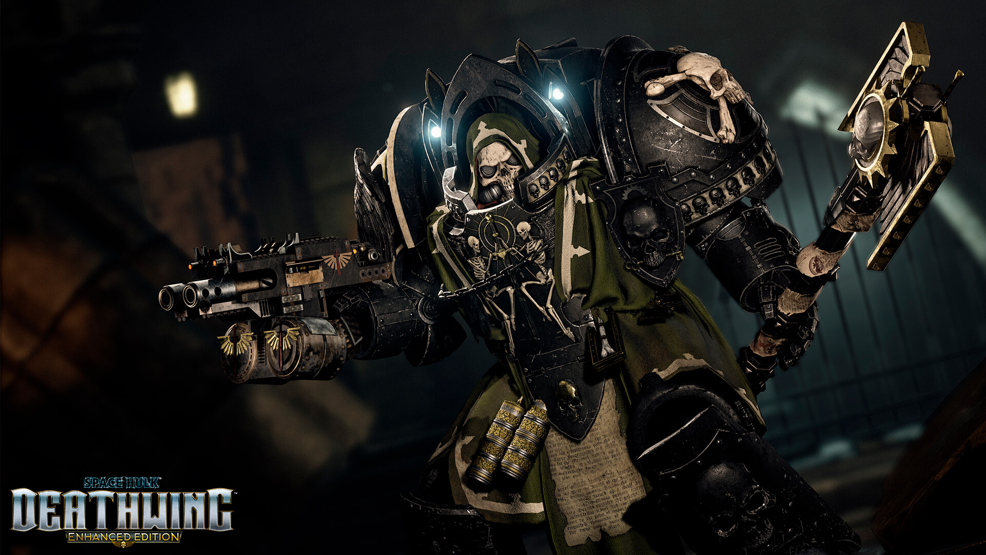 space hulk deathwing enhanced edition ps4 amazon