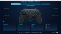 steam nintendo switch pro controller support
