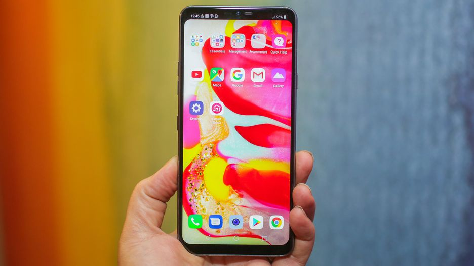 Android Pie Rolling Out for the LG G7 ThinQ in Korea