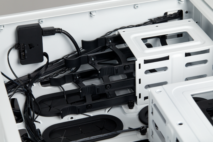 Corsair Extends PC Gaming Lineup With New PSUs, Cases, RGB