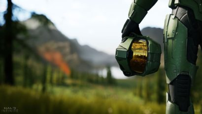 E3 2018: Watch the Halo Infinite reveal from Microsoft's event