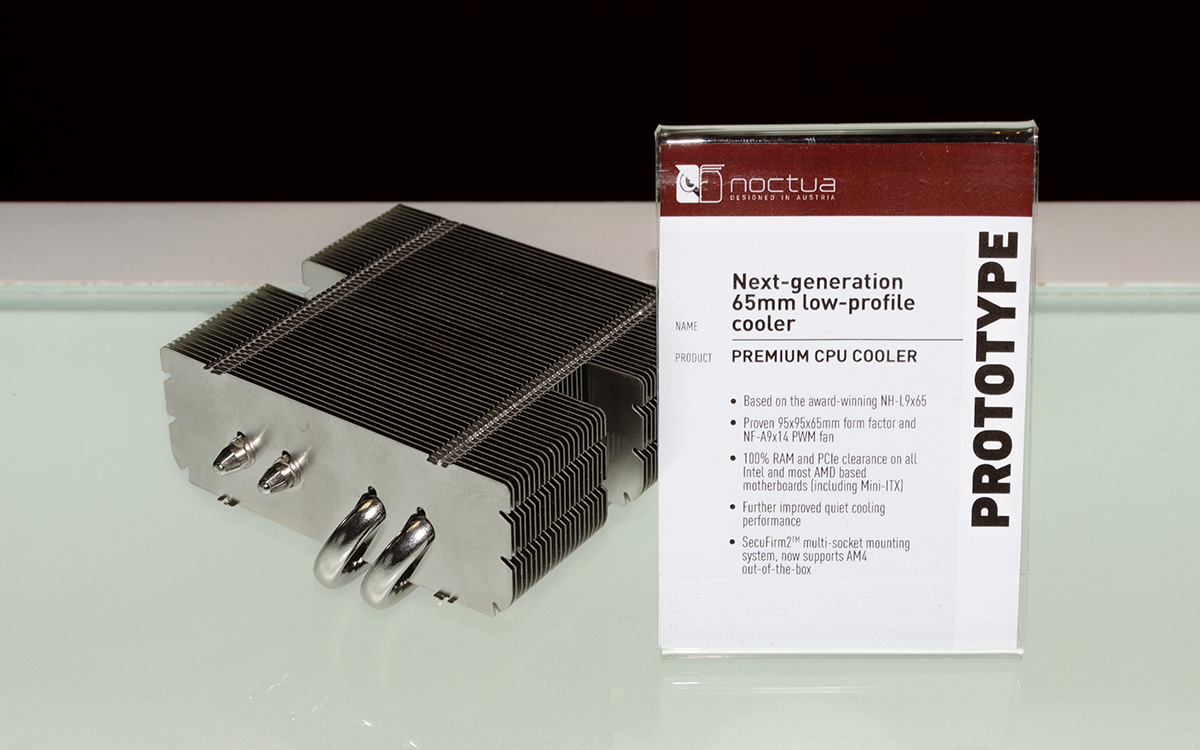 Noctua Unveils Updated A-Series Sterrox Fans, Updated Coolers And