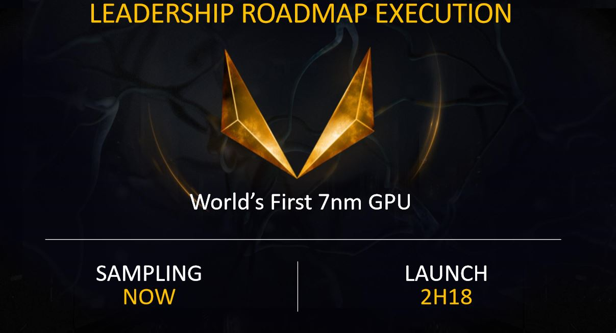 AMD 7nm Vega GPUs And 7nm Zen 2 CPUs Mass Production At TSMC
