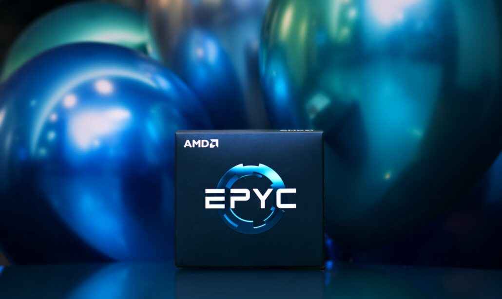 AMD EPYC Rome AMD 7nm Intel
