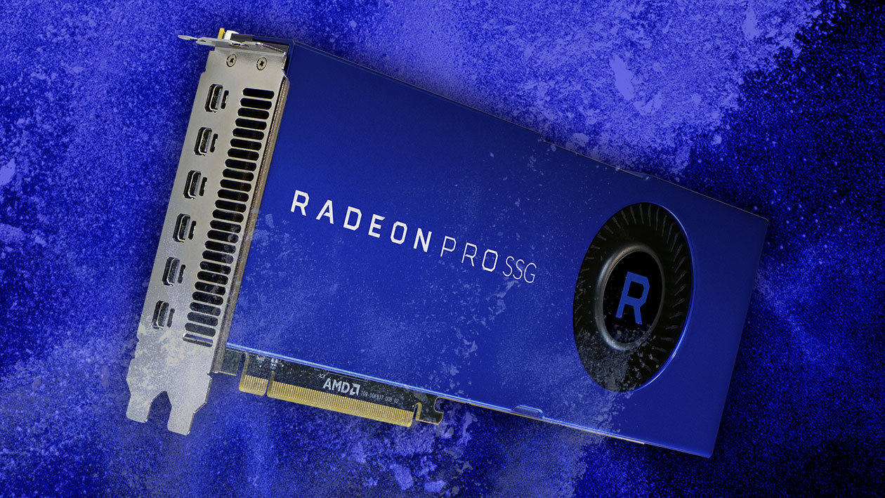 Amd Radeon Pro Vega 20 With 7nm Gpu And 32 Gb Hbm2 Leaked