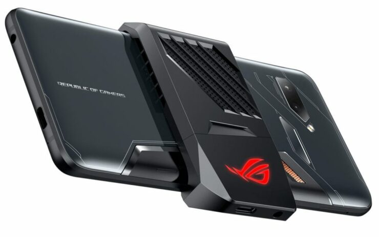 ASUS ROG gaming smartphone could have had 10GB of RAM