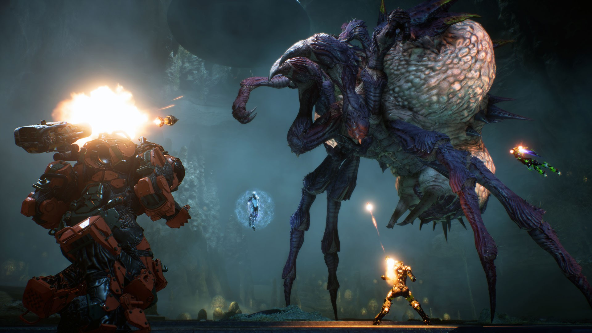 Anthem Lead Producer Comments on Features Missing From Final
