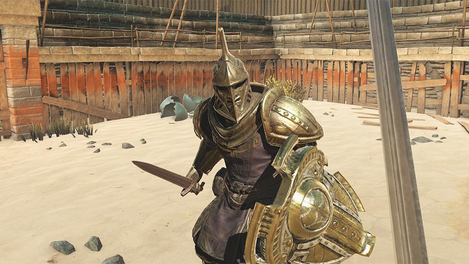 Bethesda's New Free-To-Play RPG 'Elder Scrolls: Blades' Is