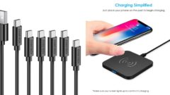 choetech-5w-wireless-charger-and-6-pack-cables-deal