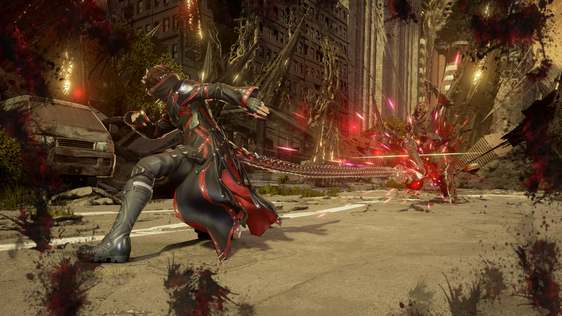 Code Vein E3 Hands On Impressions The Eater Of Many A Dark