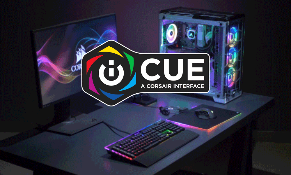 Image result for INTELLIGENT CONTROL. UNLIMITED POSSIBILITIES. CORSAIR iCUE software brings your system to life with dynamic RGB lighting control, synchronized across all your iCUE compatible products, including memory, fans, RGB LED light strips, keyboards, mice and more. LEARN MORE